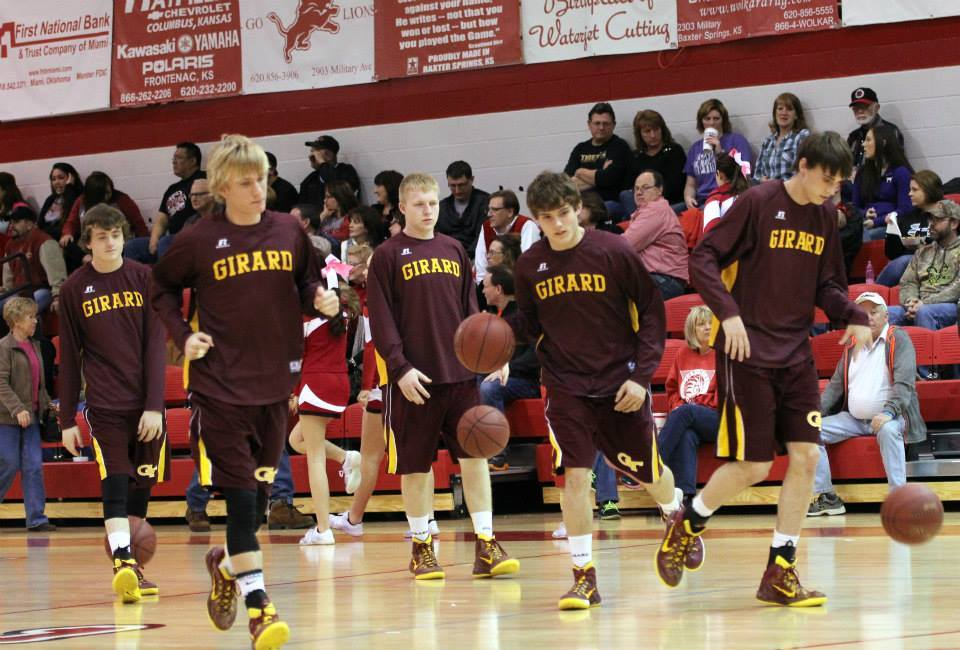 The Girard Trojans will head to Park City for a shot at the state title. PHOTO BY JOYCE KOVACIC